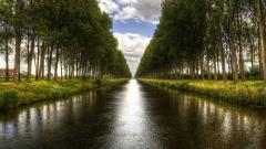 Canal Desktop Wallpaper 51224