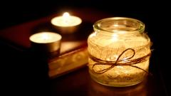 Candle Wide Wallpaper 49405