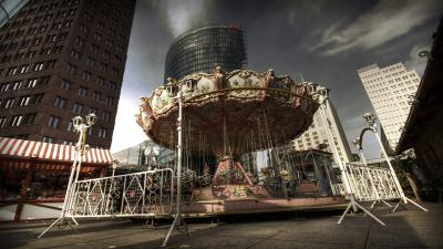 Carousel Desktop Wallpaper 51865