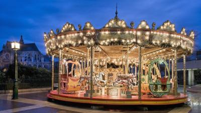 Carousel Photography Wallpaper 51867