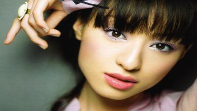 Chiaki Kuriyama Face Wallpaper 58640