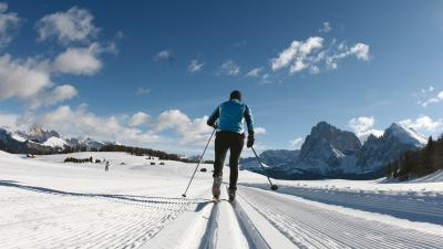 Cross Country Skiing Wallpaper 53333
