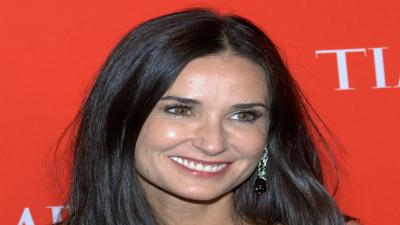 Demi Moore Smile Wallpaper Pictures 56894