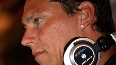 DJ Tiesto Face Wallpaper 53381