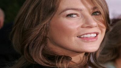 Ellen Pompeo Face Wallpaper 58418
