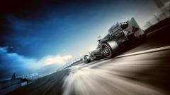 Formula 1 Motion Blur Wallpaper 49938
