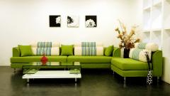 Green Sofa Wallpaper 49064