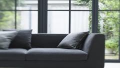 Grey Sofa Computer Wallpaper 49067