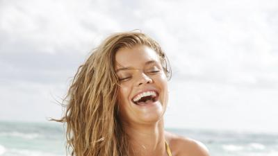 Happy Nina Agdal Wallpaper 54305