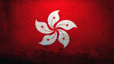 Hong Kong Flag Wide Wallpaper 52196