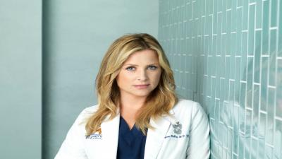 Jessica Capshaw Actress Wallpaper 58429