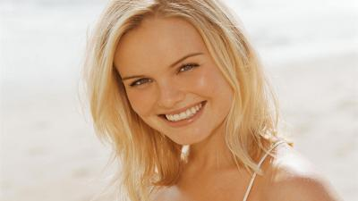 Kate Bosworth Smile Wallpaper 53010