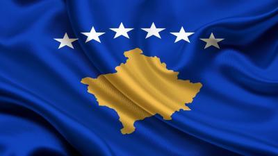 Kosovo Flag Computer Wallpaper 52173