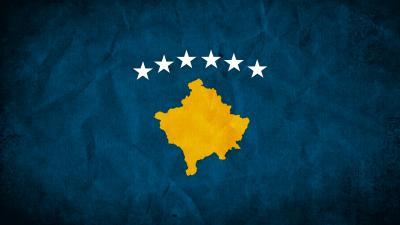 Kosovo Flag Desktop Wallpaper 52174