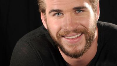 Liam Hemsworth Smile Wallpaper 51564