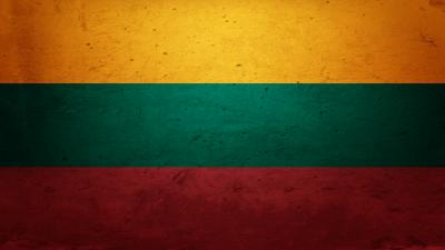 Lithuania Flag Wallpaper Background 52180