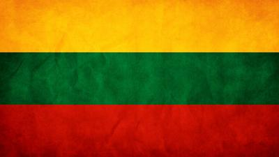 Lithuania Flag Widescreen Wallpaper 52183