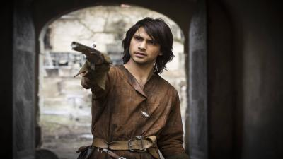 Luke Pasqualino Actor Wide HD Wallpaper 58642