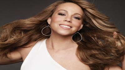 Mariah Carey Smile Widescreen Wallpaper 53384