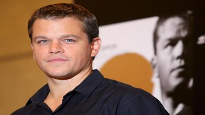 Matt Damon Actor Wallpaper 51482