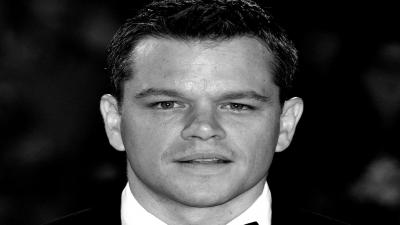 Matt Damon Face Wallpaper 51483
