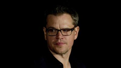 Matt Damon Glasses Wallpaper 51485
