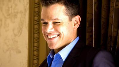 Matt Damon Smile Wallpaper Pictures 51481