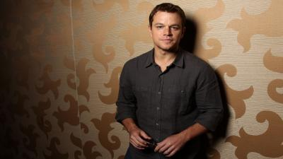 Matt Damon Wide Wallpaper 51480