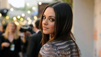 Mila Kunis Celebrity HD Wallpaper 51803