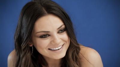 Mila Kunis Smile Wallpaper 51815