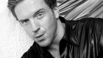 Monochrome Damian Lewis Widescreen Wallpaper 58406
