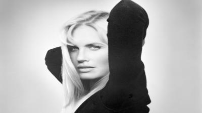 Monochrome Daryl Hannah Wallpaper 58638