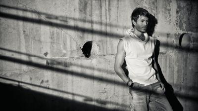 Monochrome Enrique Iglesias HD Wallpaper 52843