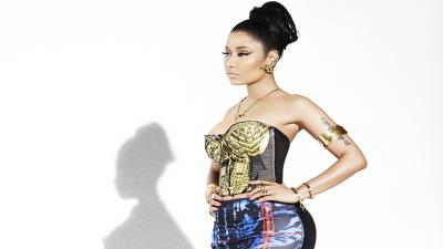 Nicki Minaj Singer Widescreen Wallpaper 53368