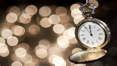 Pocket Watch Bokeh Wide Wallpaper 49500