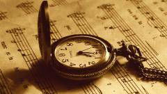 Pocket Watch Widescreen Wallpaper 49504