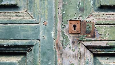 Rustic Door Computer Wallpaper 52995