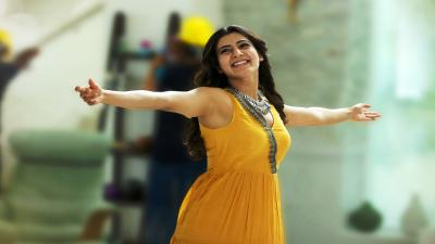 Samantha Ruth Prabhu Desktop Wallpaper 54814