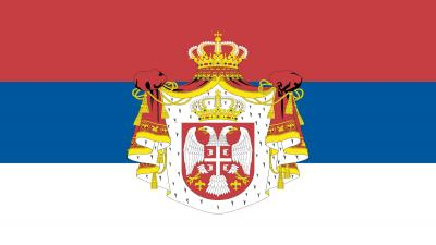 Serbia Flag Wallpaper 52189