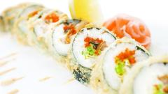 Sushi Food Desktop Wallpaper 49717