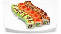 Sushi Food Wallpaper Background 49716