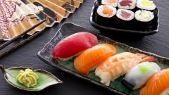 Sushi Food Wallpaper Background 49728