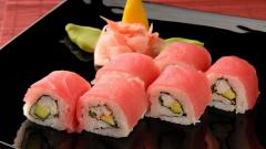 Sushi Rolls Wallpaper 49727