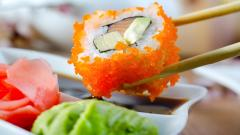 Sushi Wallpaper HD 49721