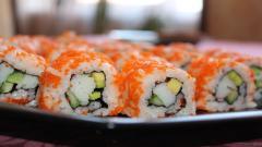 Sushi Widescreen Wallpaper HD 49718