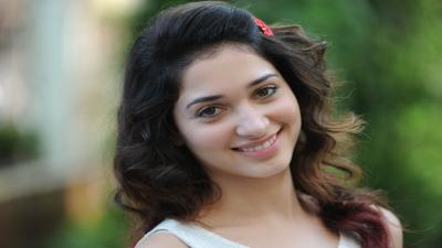Tamannaah Bhatia Smile Wallpaper 54797