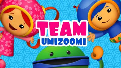 Team Umizoomi HD Wallpaper 52985