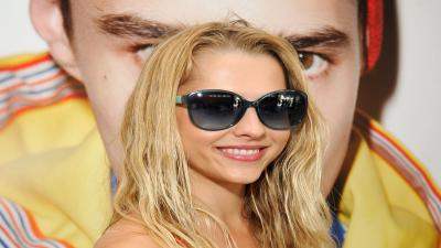 Teresa Palmer Glasses Wallpaper 53351
