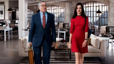 The Intern Movie Desktop Wallpaper 56904