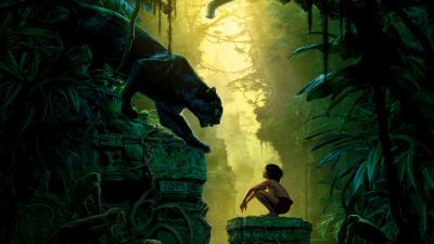 The Jungle Book Movie Widescreen Wallpaper 51831